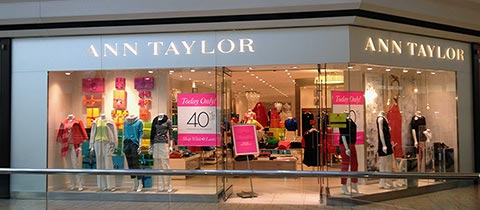 Ann Taylor Loft, Cherry Creek Mall