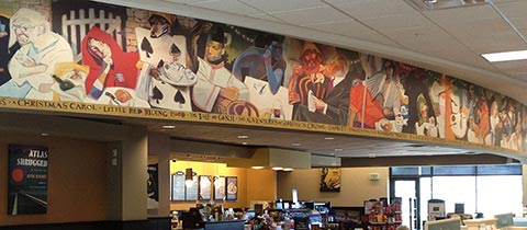 Barnes & Noble, Boulder, CO
