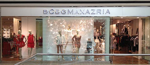 BCBG Maxazria, Cherry Creek Mall