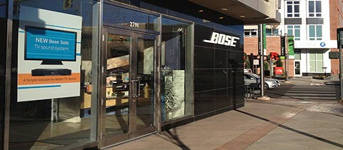Bose, Cherry Creek North