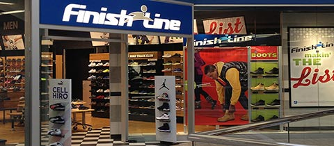 Finish Line, Cherry Creek Mall
