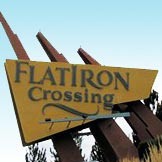 flatiron crossing mall album cover
