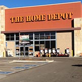 home depot album cover