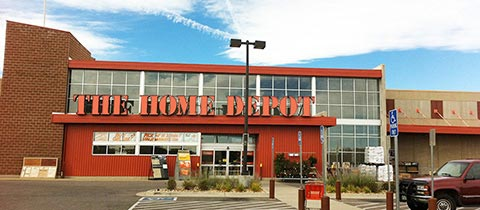 Home Depot, Lakewood, CO