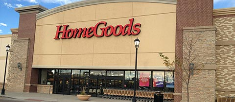 Home Goods, Shops at Walnut Creek