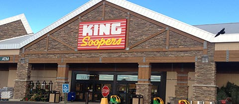 King Soopers, Evergreen, CO