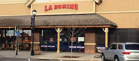 LA Boxing Shops at Walnut Creek
