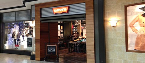 Levi's, Cherry Creek Mall