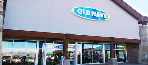 Old Navy, Park Meadows Mall