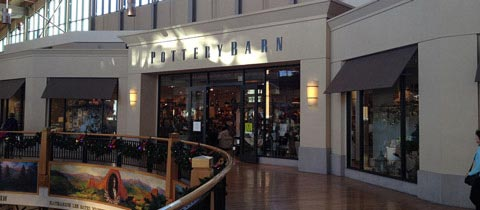 Pottery Barn, Park Meadows Mall