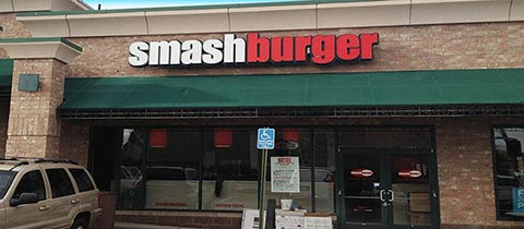 Smashburger, Lone Tree, CO