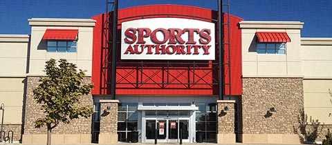 Sports Authority, Centerplace of Greeley