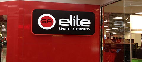 Sports Authority Elite, Cherry Creek Mall