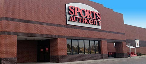 Sports Authority, Lone Tree, CO