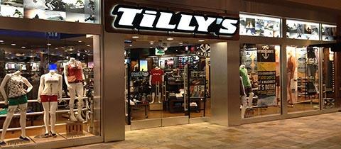 Tilly's, FlatIron Crossing Mall