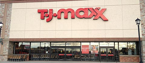TJ Maxx, Shops at Walnut Creek